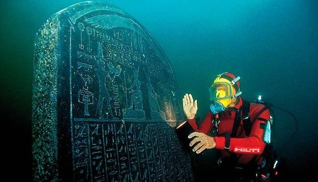 thanh pho co Thonis-Heracleion