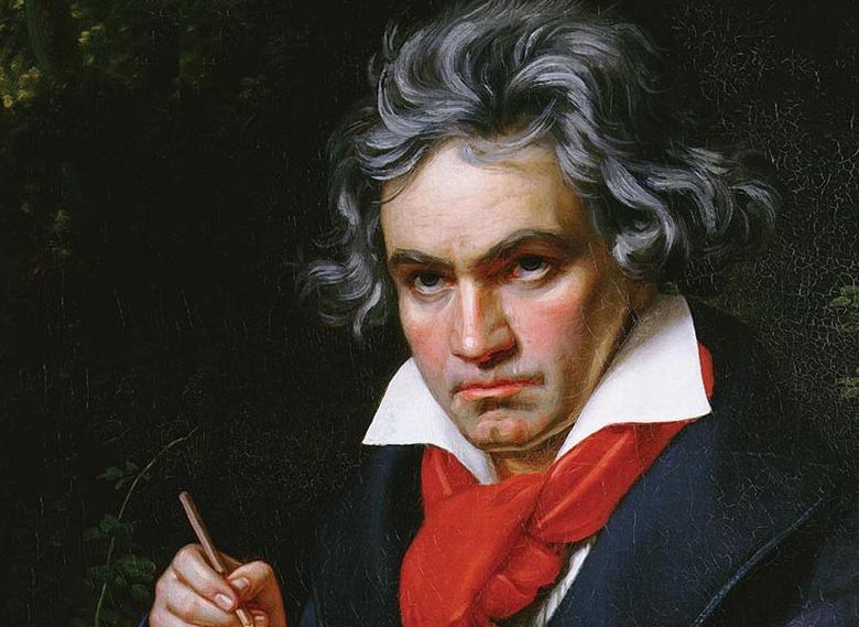 Nhà soạn nhạc thiên tài Ludwig Van Beethoven (1770-1827)