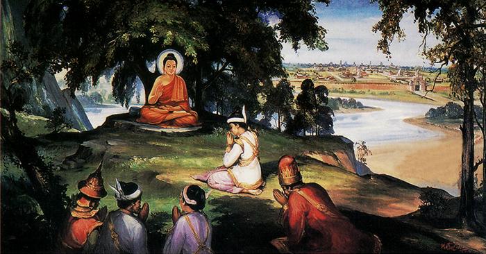 Chuyện cổ Phật gia: Nước mắt mỗi chúng ta đã từng khóc nhiều hơn cả bốn đại dương