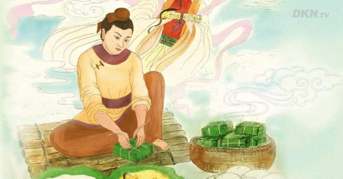 Vì sao chỉ với Bánh Chưng, Bánh Dày mà Lang Liêu được nối ngôi vua Hùng?