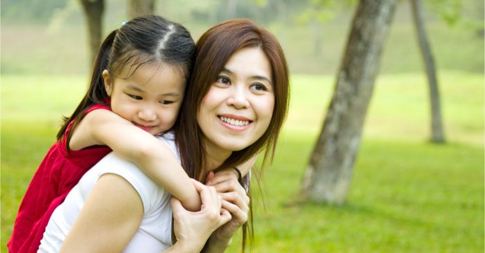 Tu dưỡng của mẹ là sự giáo dục tốt nhất dành cho con